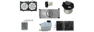 Radiators & Cooling Products