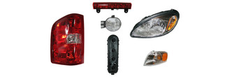 Headlights, Tail Lights & Lighting