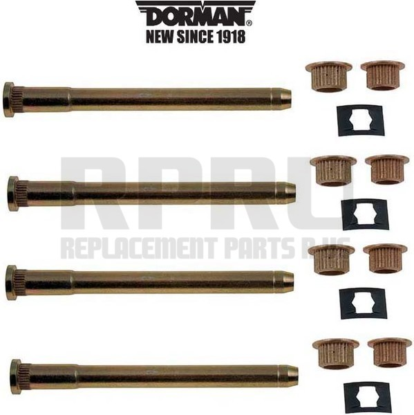Hinges And Pin Kits - RPRU - Replacement Parts 'R' Us