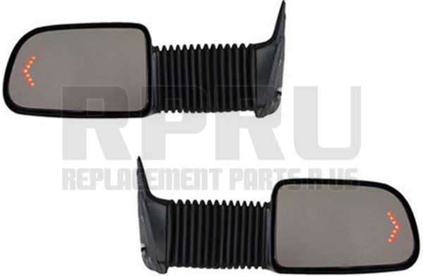 Towing mirrors rpru replacement parts 39 r 39 us