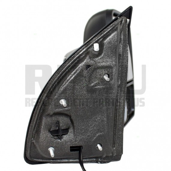 Ford Super Duty Truck Towing Mirror Manual Dual Arm