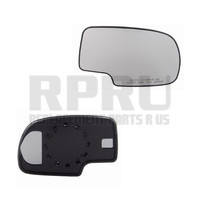1999-2006 Chevy GMC Truck Mirror Glass Without Heat Right Passenger 07 Classic