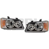 Headlights For Toyota Highlander 2001 2002 2003 Pair Left Right Nice