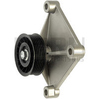 Air Conditioning Bypass Pulley V-6 3.4