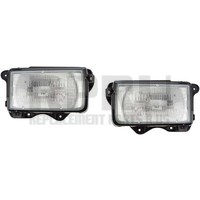 1991-1997 Isuzu Rodeo Headlights Pair Left/Right 1994-1997 Passport