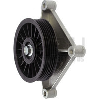 Air Conditioning Bypass Pulley