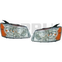 2006 2007 2008 2009 Pontiac Torrent Headlights New Pair Left/Right Nice