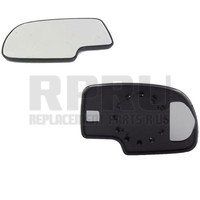 1999-2006 Chevy GMC Truck Mirror Glass Without Heat Left Driver 07 Classic