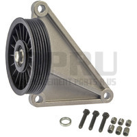 Air Conditioning Bypass Pulley V-6