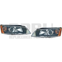 2006 2007 2008 Hyundai Sonata  Headlights New Pair Left/Right Nice