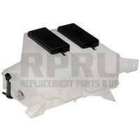 Ford Ranger Explorer Radiator Overflow And Washer Bottle Reservoir Combo W/Caps