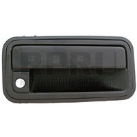 Dorman Chevy Outside Door Handle Right Passenger Side Front Black Textured Finish