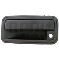 Dorman Chevy Outside Door Handle Left Driver Side Front Black Textured Finish