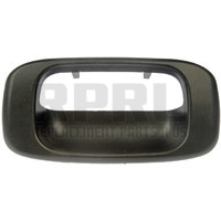 1999-2006 Silverado GMC Sierra Tailgate Latch Handle Bezel Truck Textured 76106
