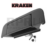 Kracken Brand Tailgate Handle For Toyota Truck 1989-1995 4Runner 90-95 Outside W Rod Clips