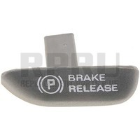 Brake Release Handle 95-98 Chevy GMC Truck 95-99 Suburban Tahoe Gray