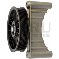 Air Conditioning Bypass Pulley V-6 V-8