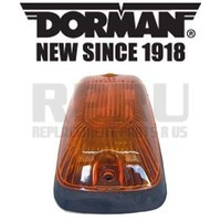 Chevy GMC Truck Kodiak Topkick Cab Roof Marker Running Light With Gasket