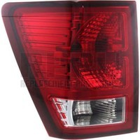 New Tail Light For Jeep Grand Cherokee 2007 2008 2009 2010 Left Quarter Mounted
