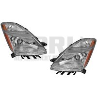 Headlights For Toyota Prius 2006 2007 2008 2009 Pair Without Hid From 11/2005