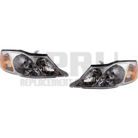 2000 2001 2002 2003 2004 Toyota Avalon Headlights New Pair Left/Right Pair Without HID