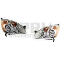 2005 2006 Honda CRV Headlights New Pair Left/Right Japan Built