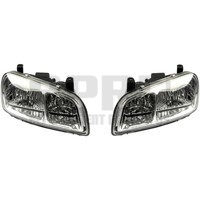 1998 1999 2000 Toyota Rav 4 Headlights Pair New Left/Right Nice