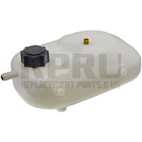 Jeep Cherokee Coolant Reservoir Overflow Bottle 4.0 Engine