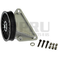 Air Conditioning Bypass Pulley V-6 3.0