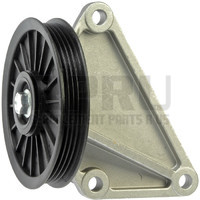 Air Conditioning Bypass Pulley. 4 Cyl. Engines