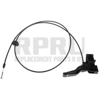 GM Suv Hood Release Cable With Handle