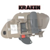 Kraken Brand Chevy GMC Truck And SUV Inside Interior Door Handle Right Passenger Tan