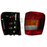Jeep Grand Cherokee Tail Light Brake Lamp Right Passenger Lens And Housing To 11/01