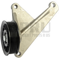 Air Conditioning Bypass Pulley Diesel
