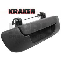 Kraken Brand Tailgate Handle For Dodge Truck 1500 2002-2008 Textured 2003-2009 2500 3500