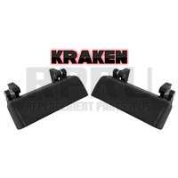 Kraken Brand Ford Explorer Outside Door Latch Handles Pair 1991 1992 1993 1994 Left Right