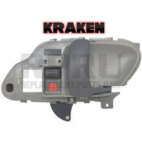 Kraken Brand GM Truck And SUV Inside Interior Door Handle Right Passenger Gray